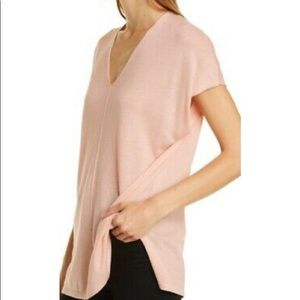 Nordstrom Signature Silk & Cashmere Tunic, Size S